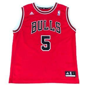Adidas Chicago Bulls Bobby Portis Jersey